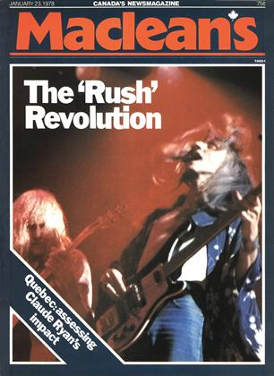 Cover for the January 23 1978 issue