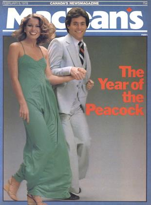 Cover for the February 6 1978 issue