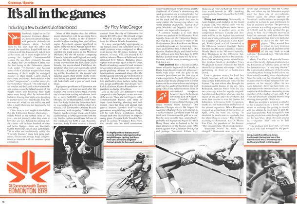 The Golden Baugh | Maclean's | JUNE 13, 1977