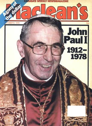 Cover for the October 9 1978 issue