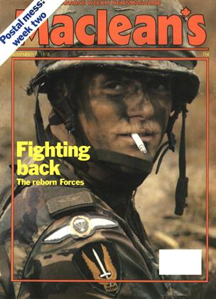 Cover for the November 6 1978 issue