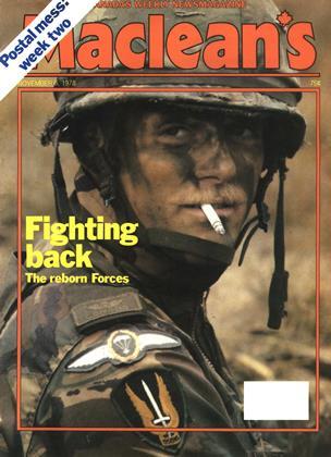 NOVEMBER 6, 1978 | Maclean's