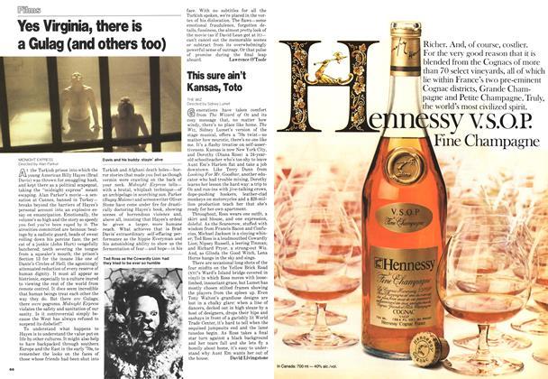 This sure ain't Kansas, Toto, Page: 66 - NOVEMBER 6, 1978 | Maclean's