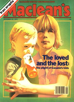Cover for the November 20 1978 issue