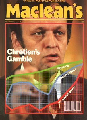Cover for the November 27 1978 issue