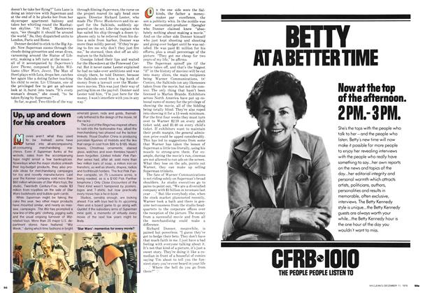 Up, up and down for his creators, Page: 50 - DECEMBER 11, 1978 | Maclean's