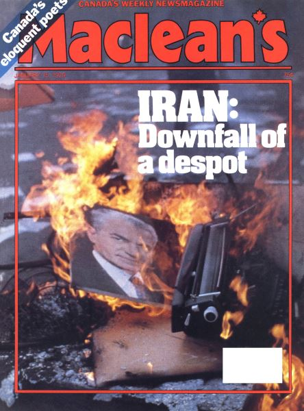 Issue: - ANUARY 15, 1979 | Maclean's