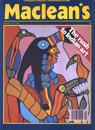 Cover for the January 22 1979 issue