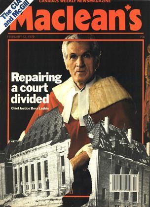 FEBRUARY 12, 1979 | Maclean's