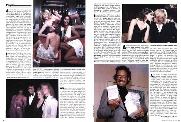 People, Page: 40 - MARCH 26, 1979 | Maclean's