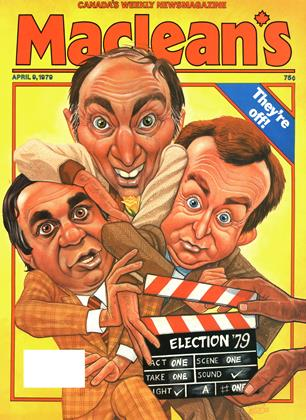 Cover for the April 9 1979 issue