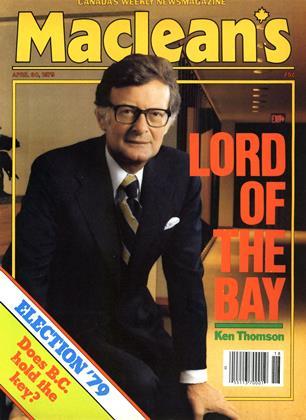 APRIL 30, 1979 | Maclean's
