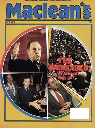 Cover for the May 7 1979 issue