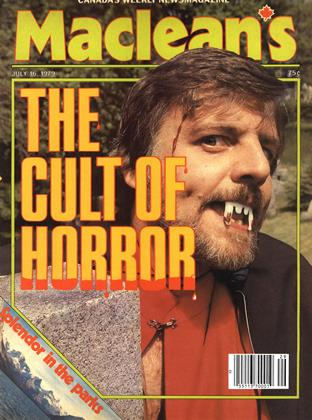 Cover for the July 16 1979 issue