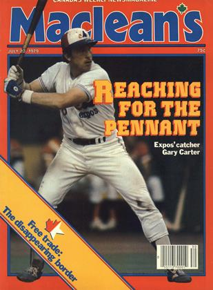 Cover for the July 23 1979 issue