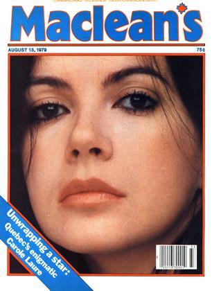 AUGUST 13, 1979 | Maclean's