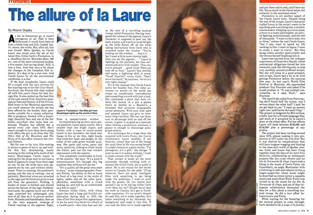 The allure of la Laure