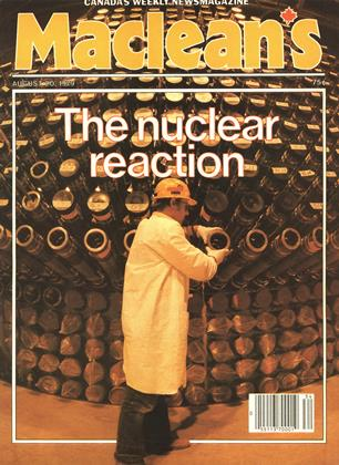Cover for the August 20 1979 issue