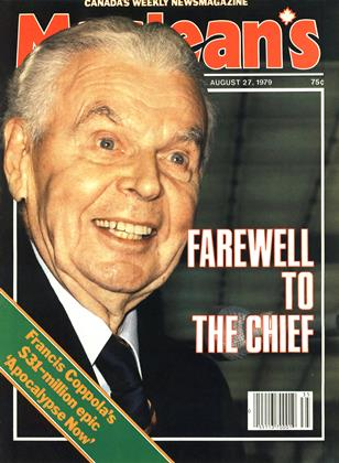 Cover for the August 27 1979 issue