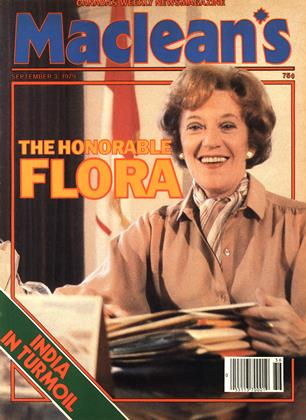 Cover for the September 3 1979 issue