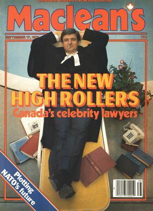 SEPTEMBER 17, 1979 | Maclean's