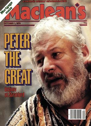 Cover for the October 1 1979 issue