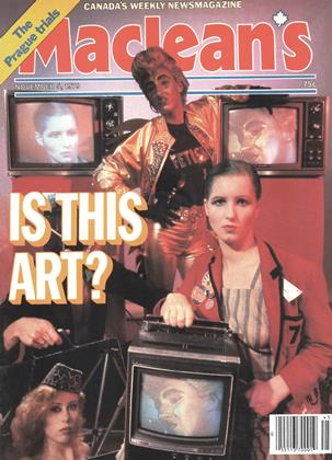 Cover for the November 5 1979 issue