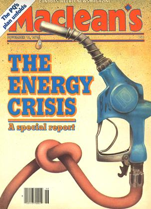 Cover for the November 12 1979 issue