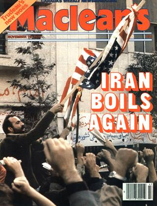 Cover for the November 19 1979 issue