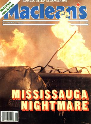 Cover for the November 26 1979 issue