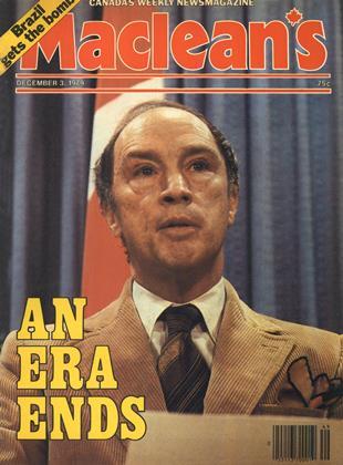DECEMBER 3, 1979 | Maclean's