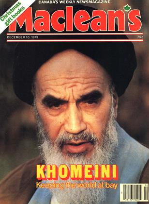 Cover for the December 10 1979 issue