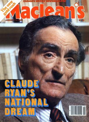 JANUARY 14, 1980 | Maclean's