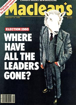 Cover for the January 28 1980 issue