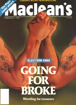 Cover for the February 4 1980 issue