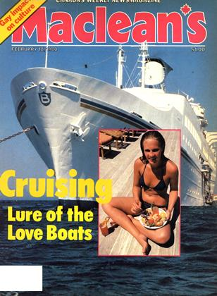 Cover for the February 18 1980 issue