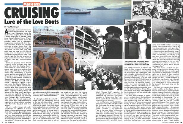 CRUISING Lure of the Love Boots