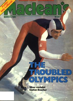 Cover for the March 3 1980 issue