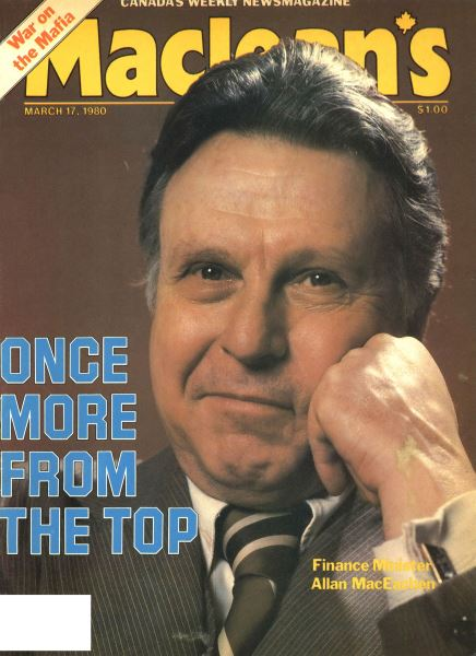 Issue: - March 1980   Maclean's