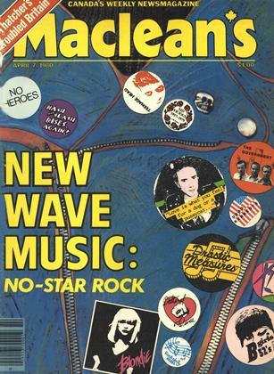 APRIL 7, 1980 | Maclean's