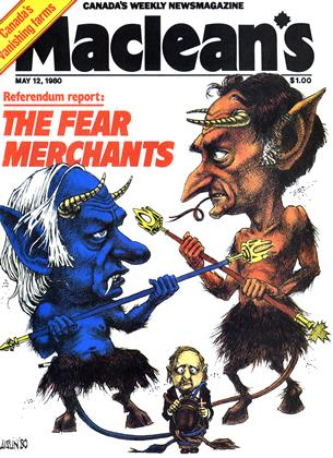 Cover for the May 12 1980 issue
