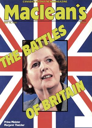 Cover for the May 19 1980 issue