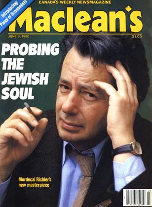 Cover for the June 9 1980 issue
