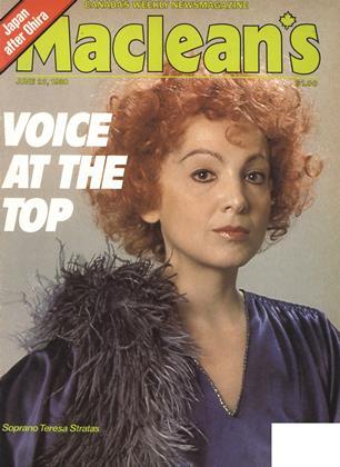JUNE 23, 1980 | Maclean's