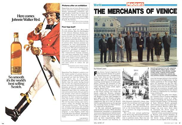 THE MERCHANTS OF VENICE