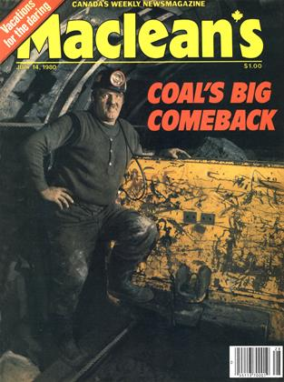 Cover for the July 14 1980 issue