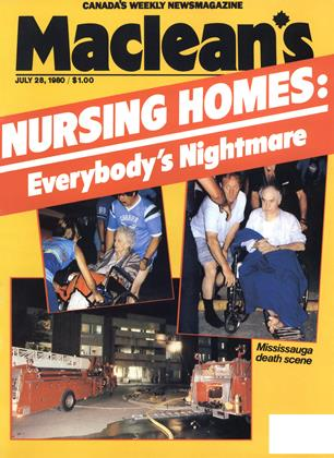 Cover for the July 28 1980 issue