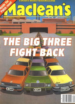 SEPTEMBER 1, 1980 | Maclean's