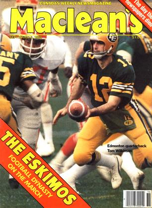 SEPTEMBER 8, 1980 | Maclean's