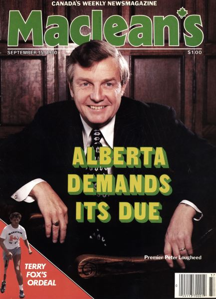 Issue: - September 1980 | Maclean's